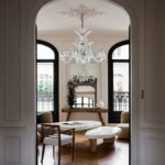 Stile parigino: parquet protagonista